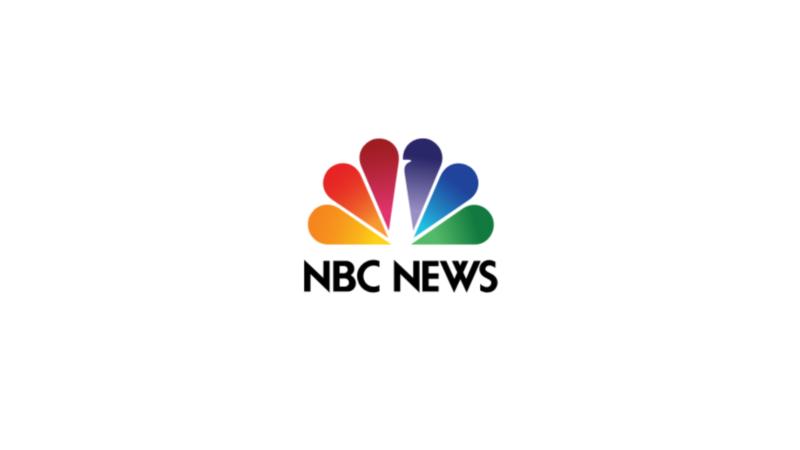 NBC News logo with peacock