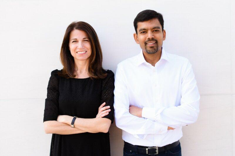 Julie Bornstein and Amit Aggarwal